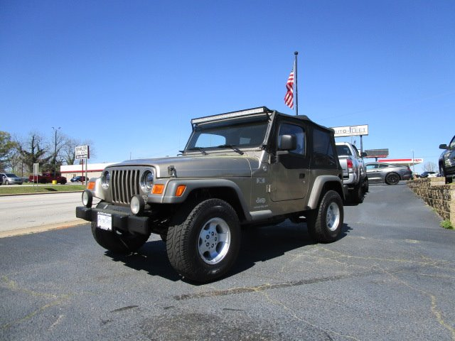 2006 Jeep Wrangler X photo