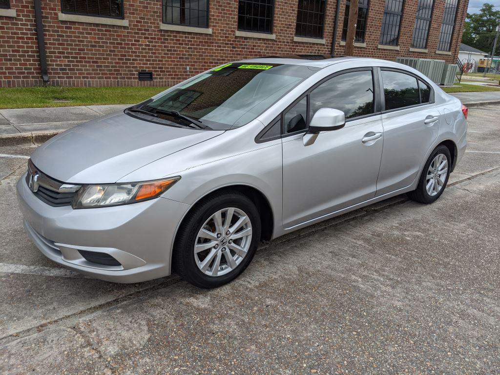 2012 Honda Civic EX-L photo