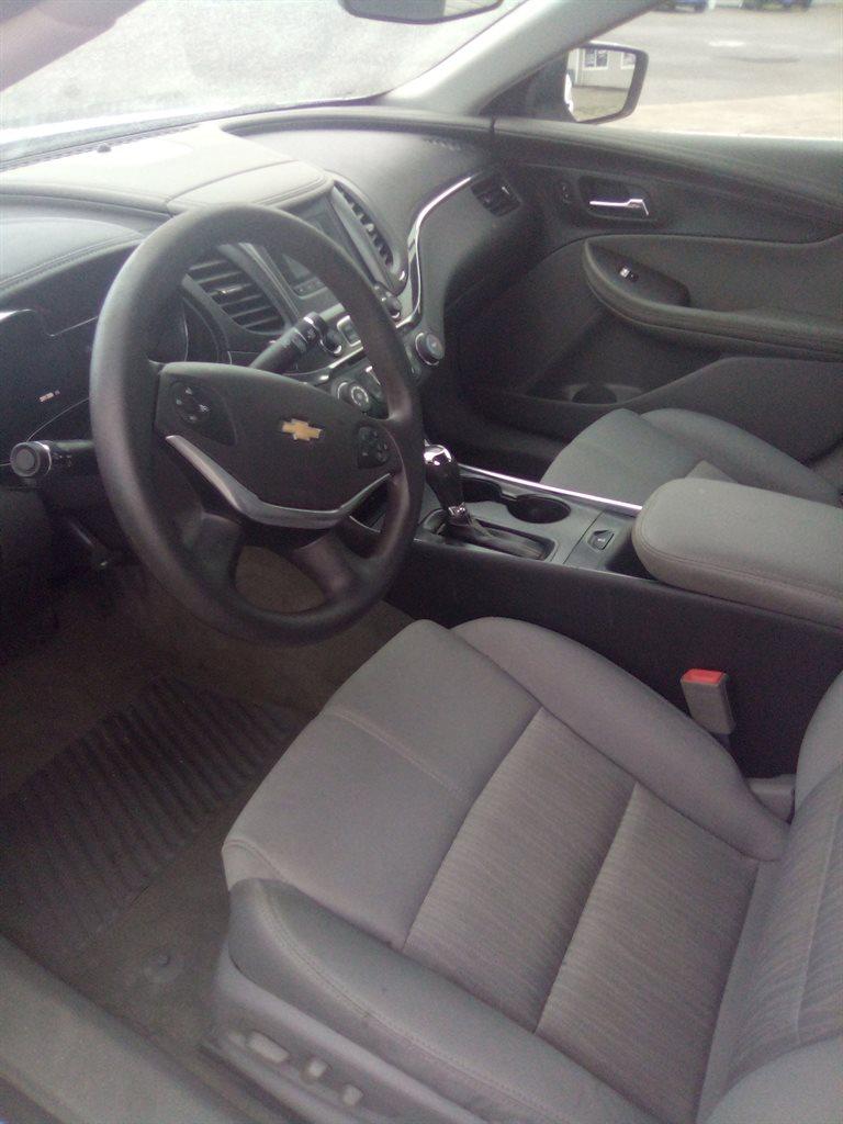 2014 Chevrolet Impala LS photo