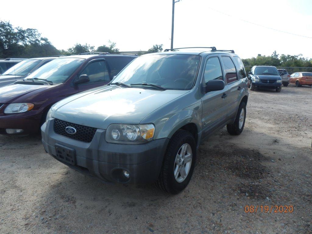 2005 Ford Escape HEV photo