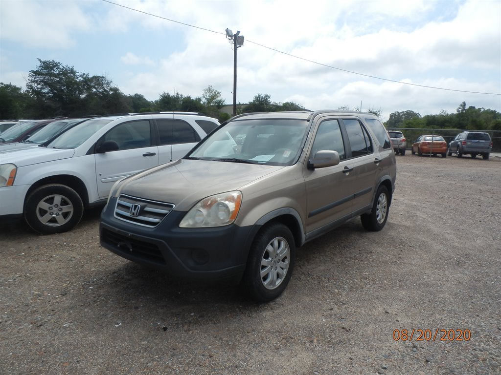 2006 Honda CR-V EX photo