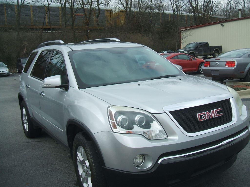 2009 GMC Acadia SLT-1 photo