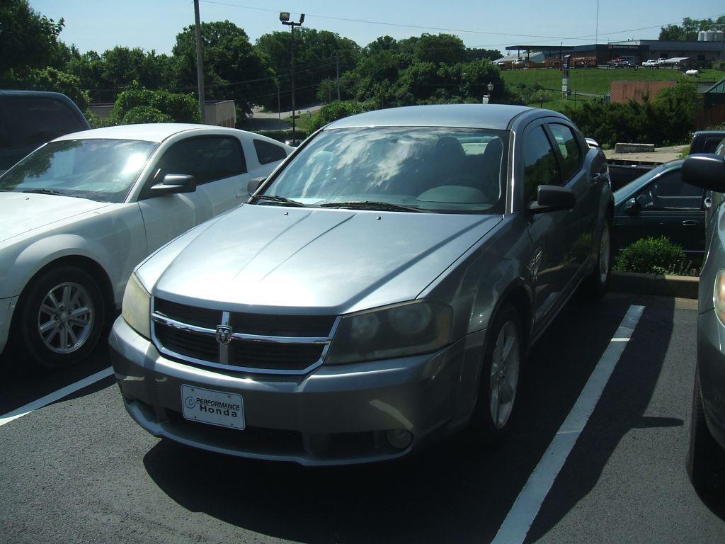 2008 Dodge Avenger R/T photo