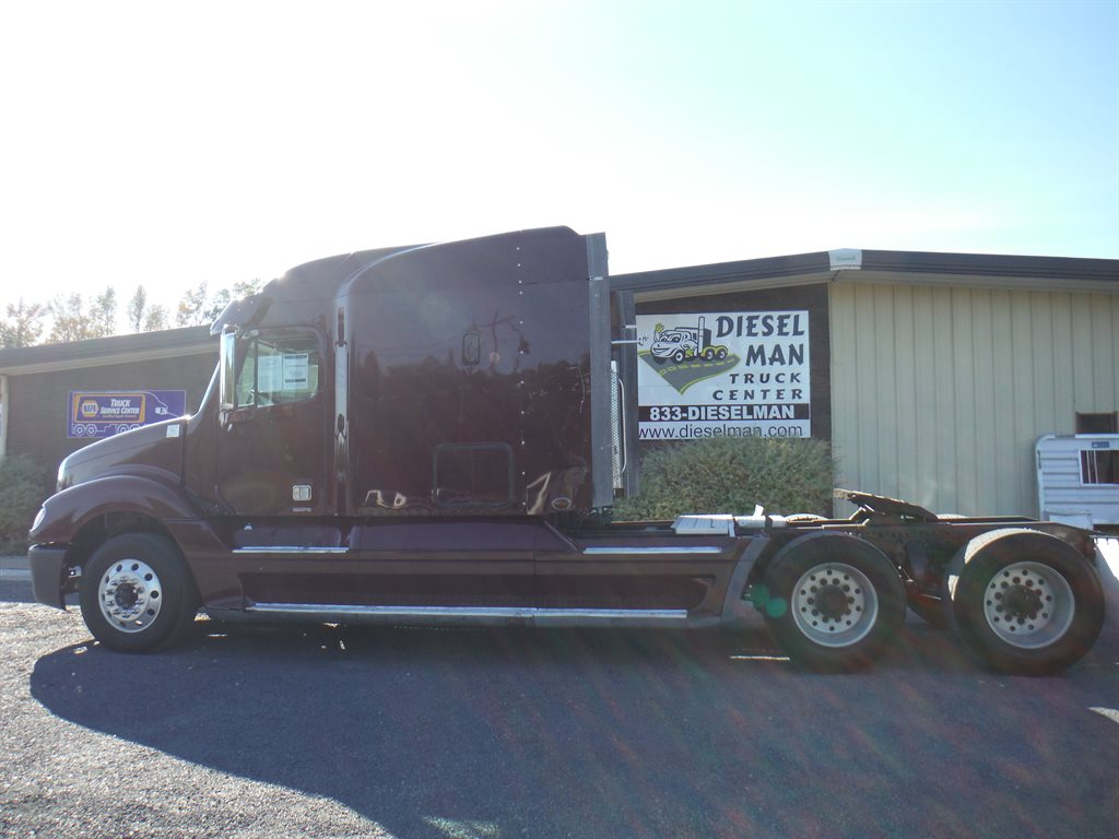 The 2007 Freightliner Columbia  photos