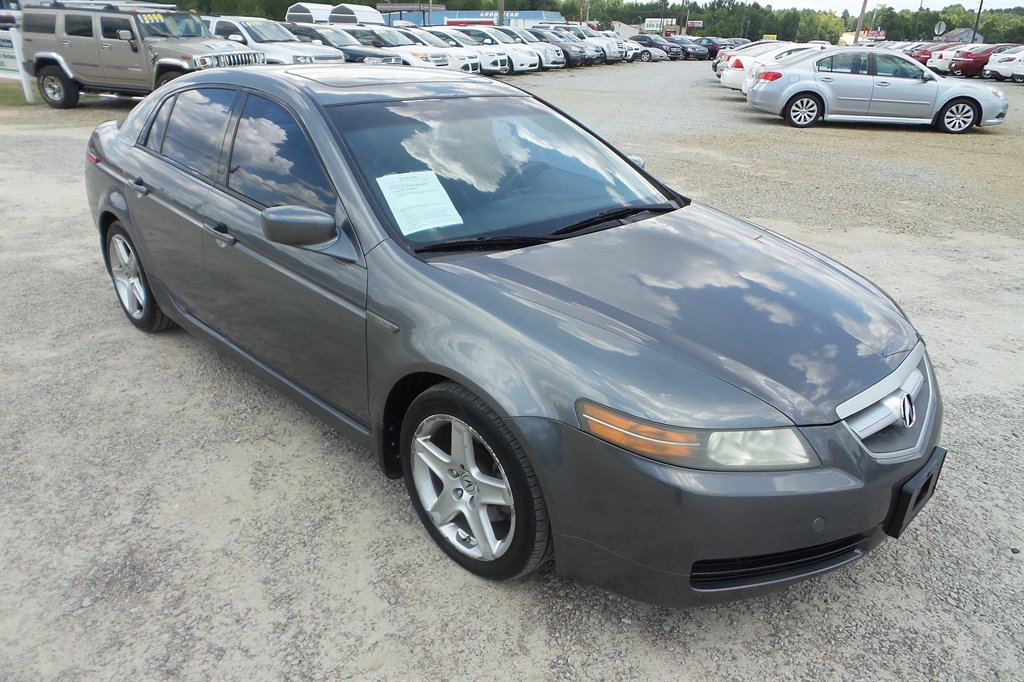 The 2006 Acura TL