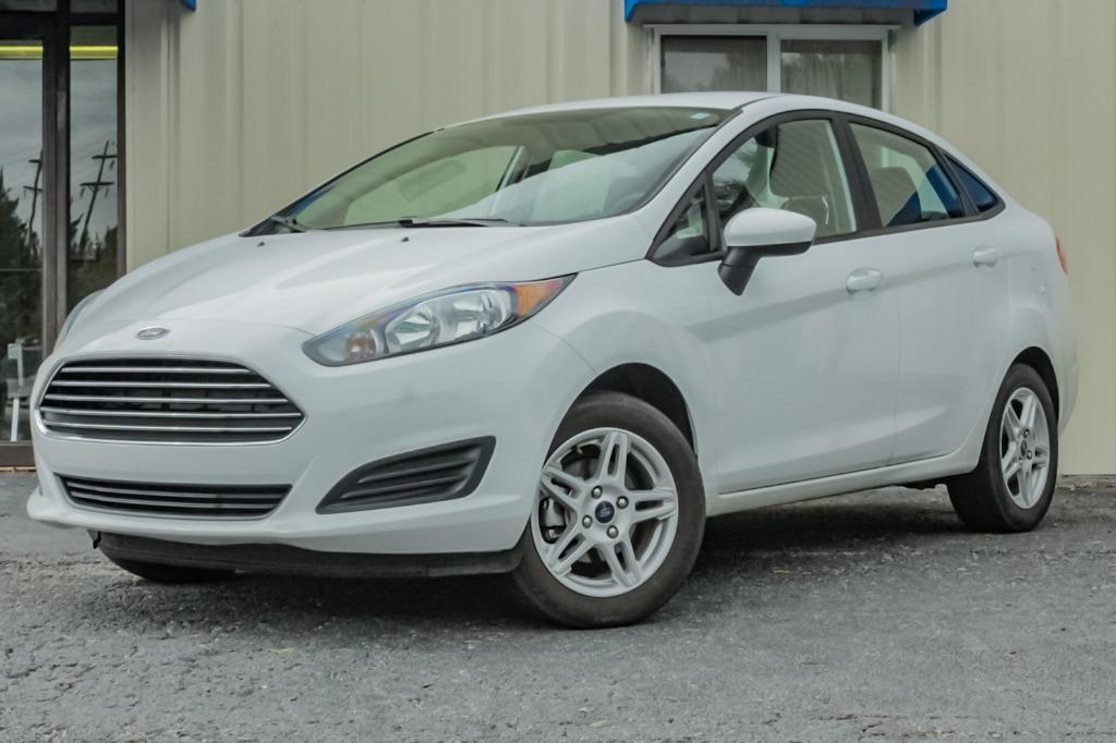 2019 Ford Fiesta SE photo