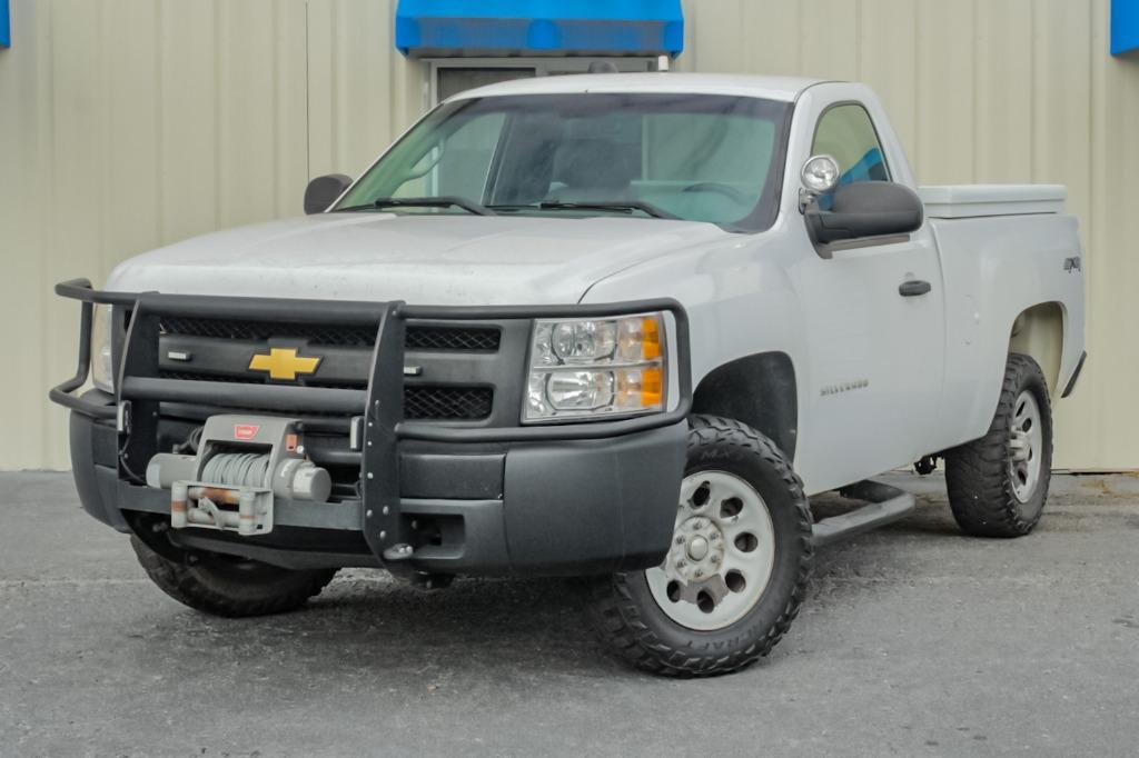 2013 Chevrolet Silverado 1500 Work Truck photo