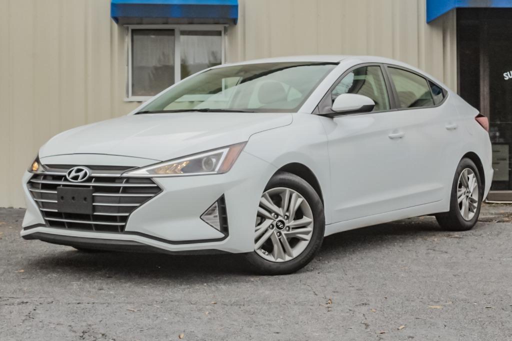 2020 Hyundai Elantra Limited photo