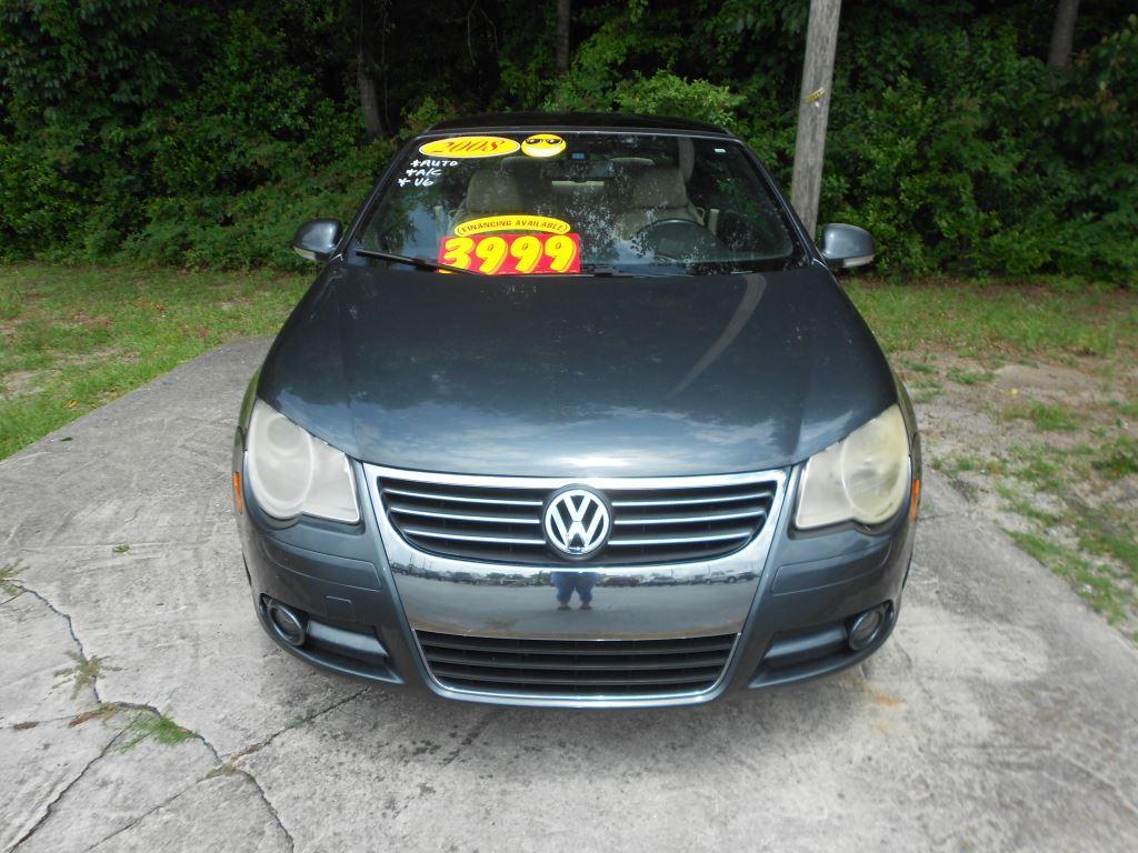 2008 Volkswagen Eos VR6 photo