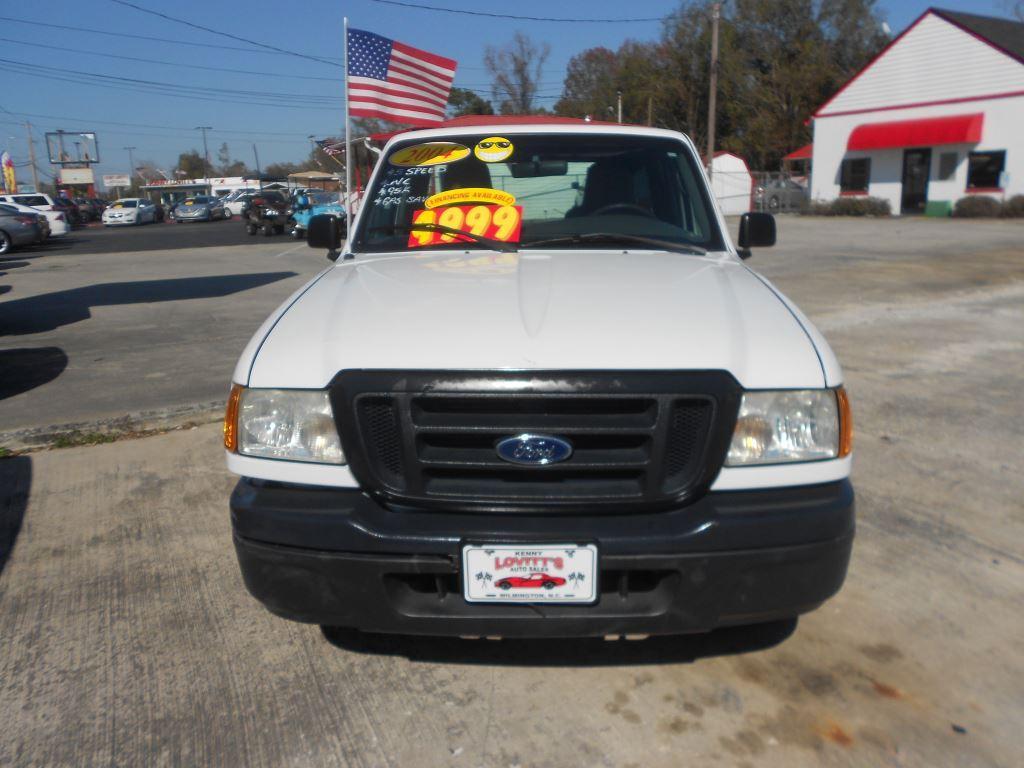 2004 Ford Ranger XL photo