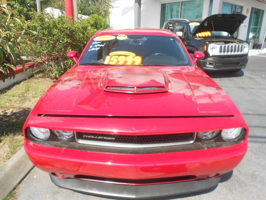 2012 Dodge Challenger R/T photo