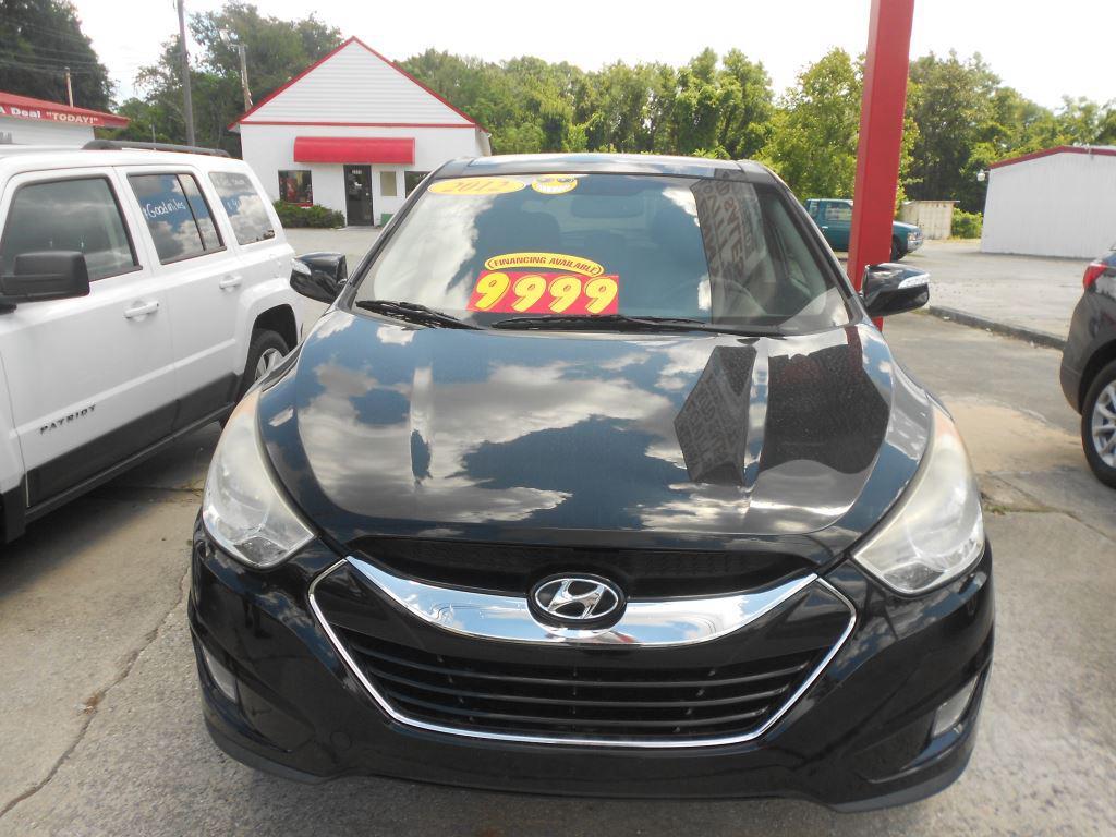 2012 Hyundai Tucson GLS photo