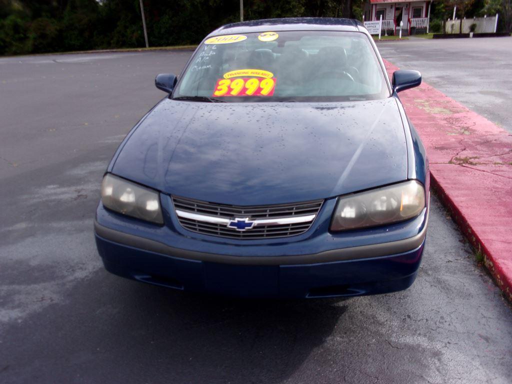 2004 Chevrolet Impala photo