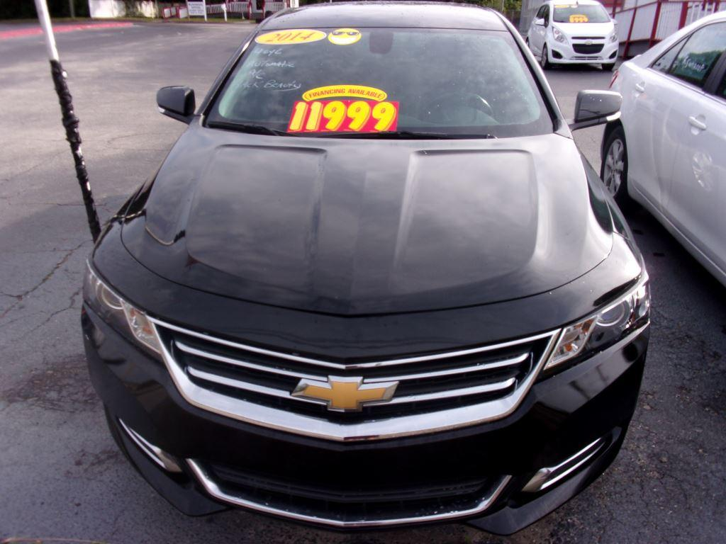 2014 Chevrolet Impala LT photo