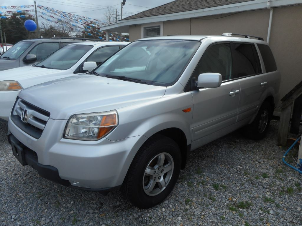 2007 Honda Pilot EX photo