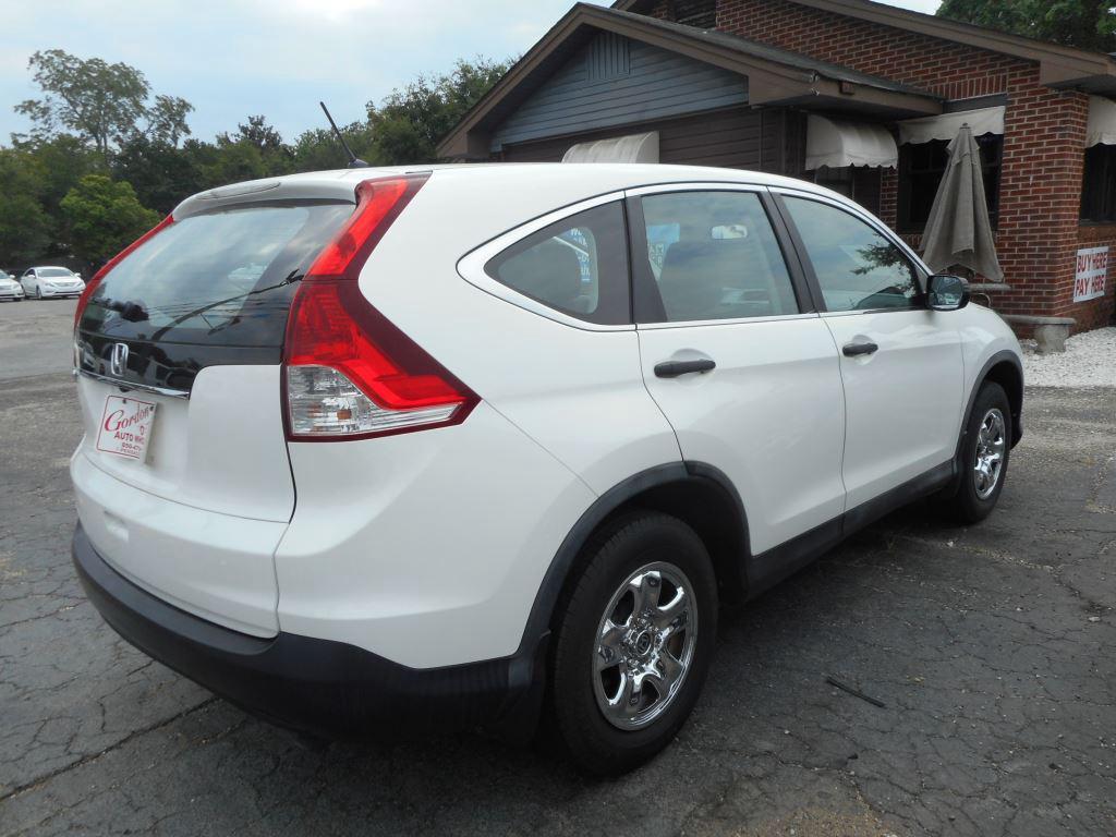 2012 Honda CR-V LX photo