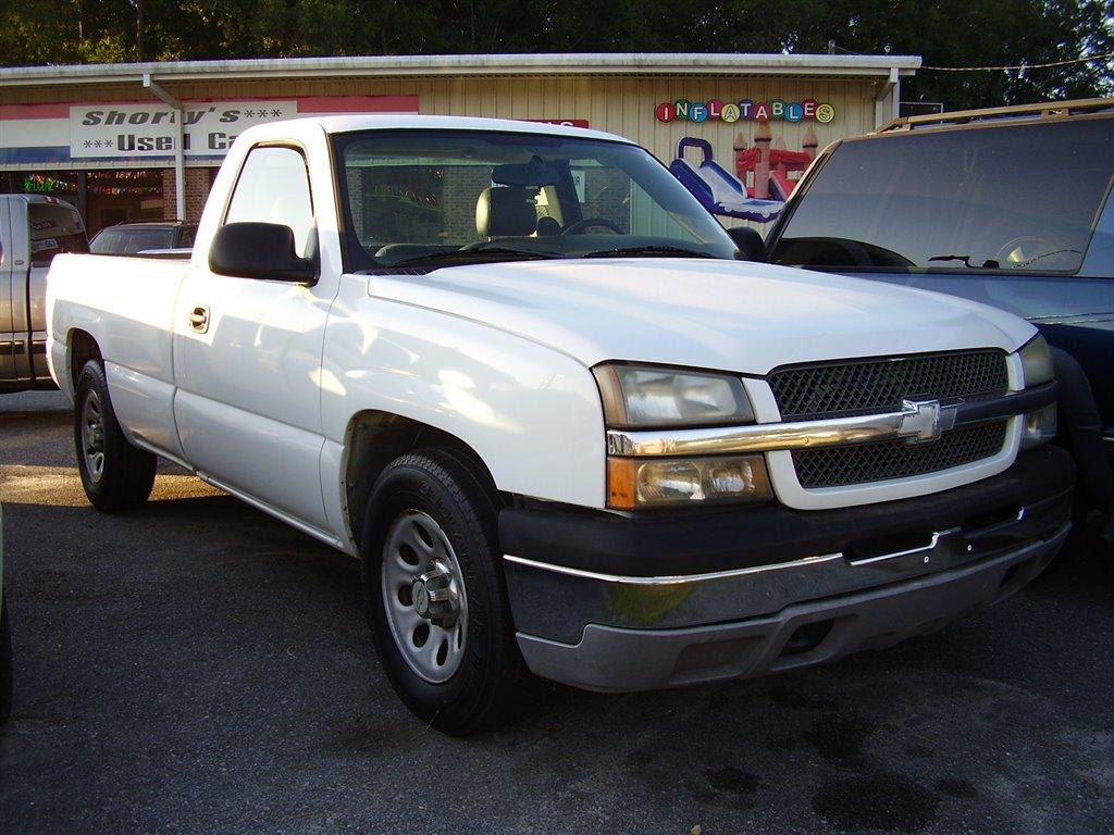2005 Chevrolet Silverado 1500 Work Truck photo