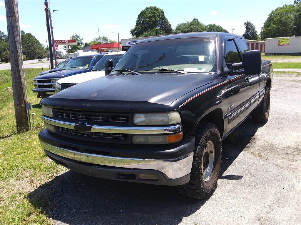 1999 Chevrolet Silverado 1500 LS photo