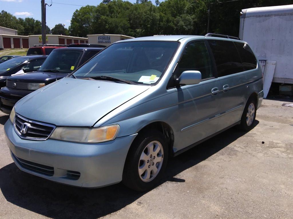 2004 Honda Odyssey EX photo
