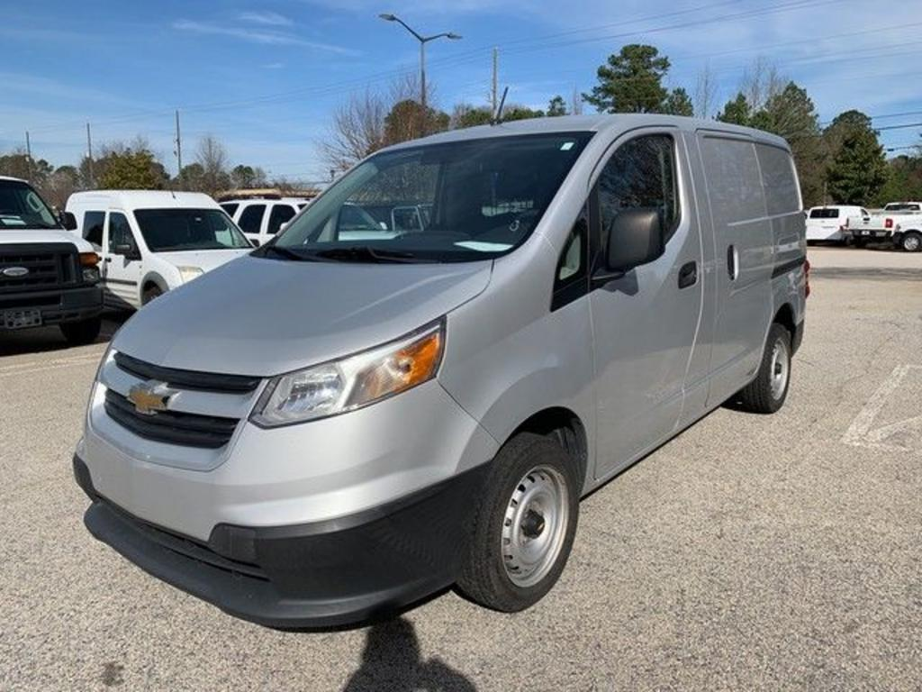 2015 Chevrolet City Express LS photo