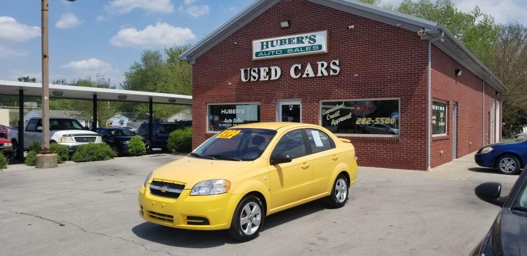 2008 Chevrolet Aveo LS