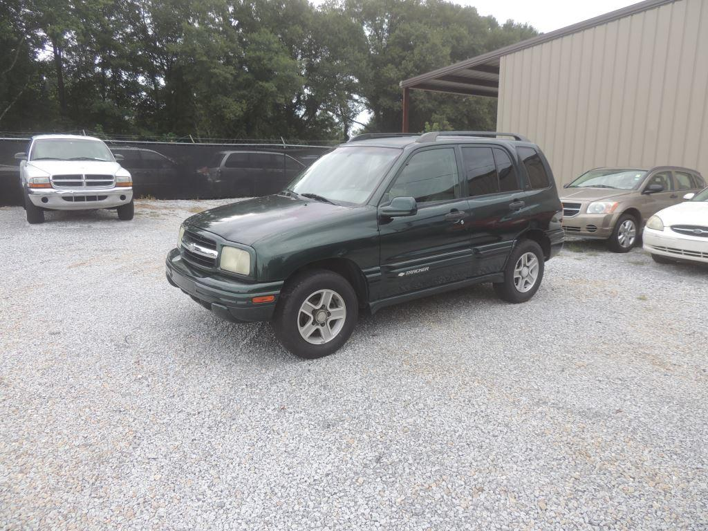 2004 Chevrolet Tracker LT