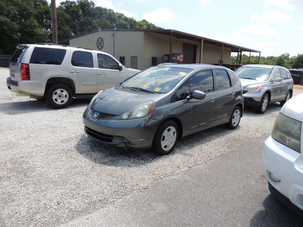 2012 Honda Fit images