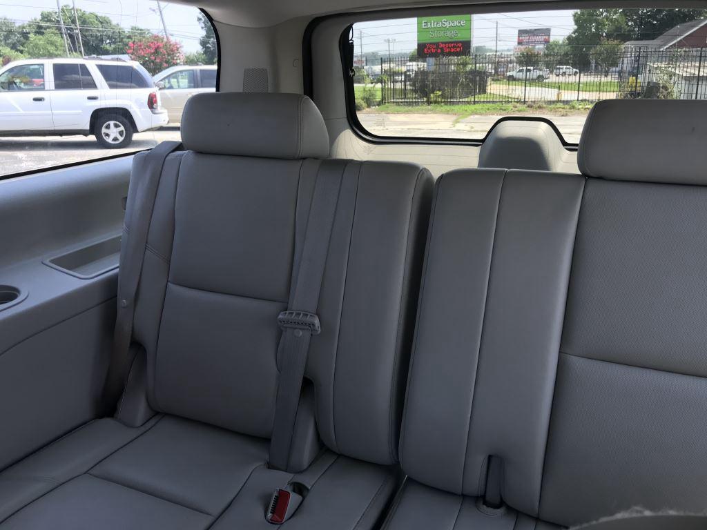 2011 Chevrolet Suburban LTZ 1500 photo