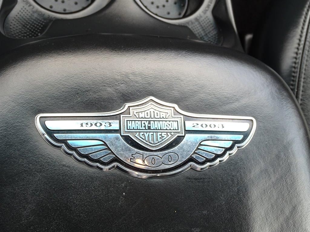 2003 Ford F-150 Harley-Davidson photo