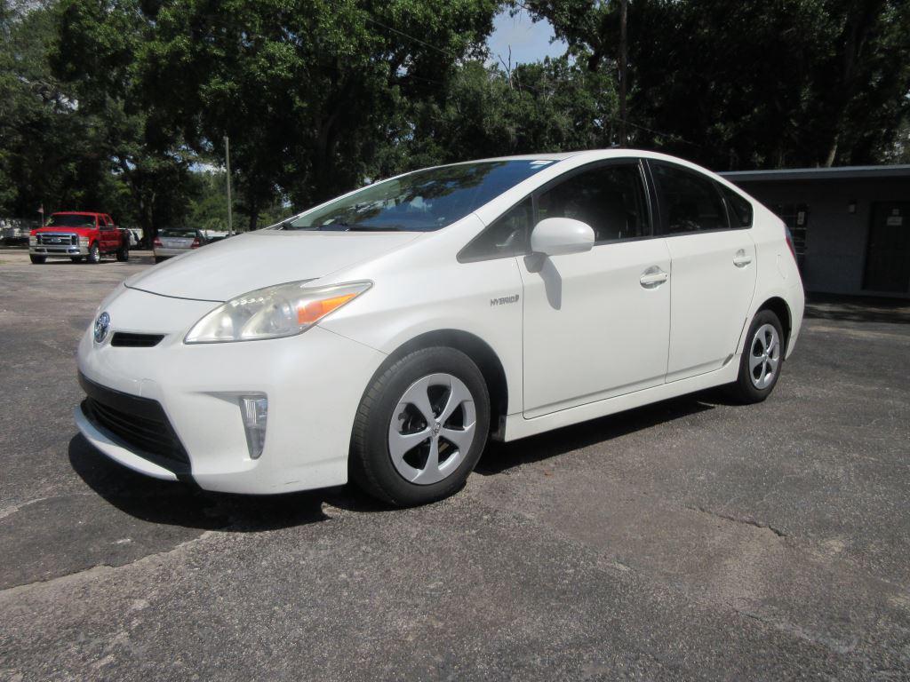 The 2012 Toyota Prius Two photos