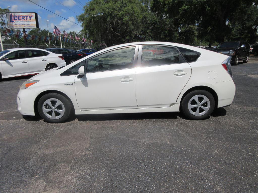 2012 Toyota Prius Two photo