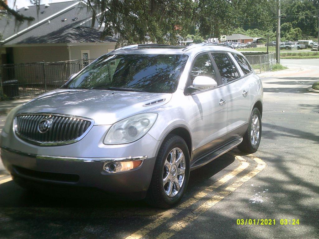The 2009 Buick Enclave CXL photos