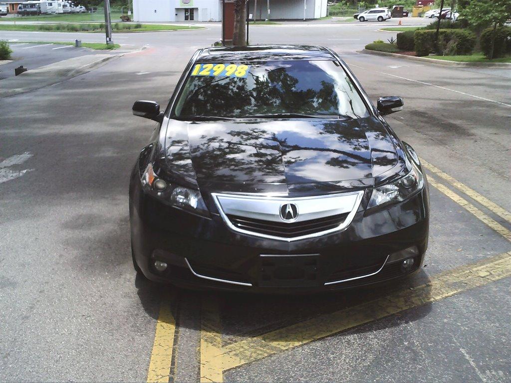 2013 Acura TL photo