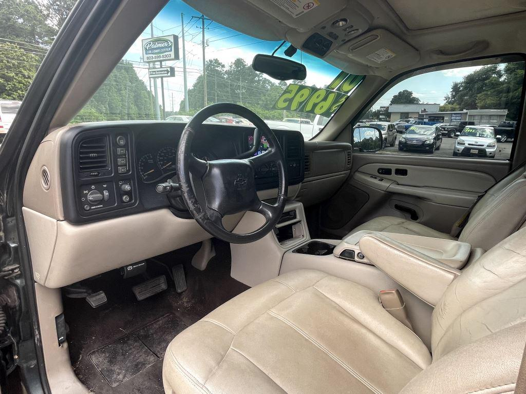 2001 Chevrolet Suburban 2500 photo