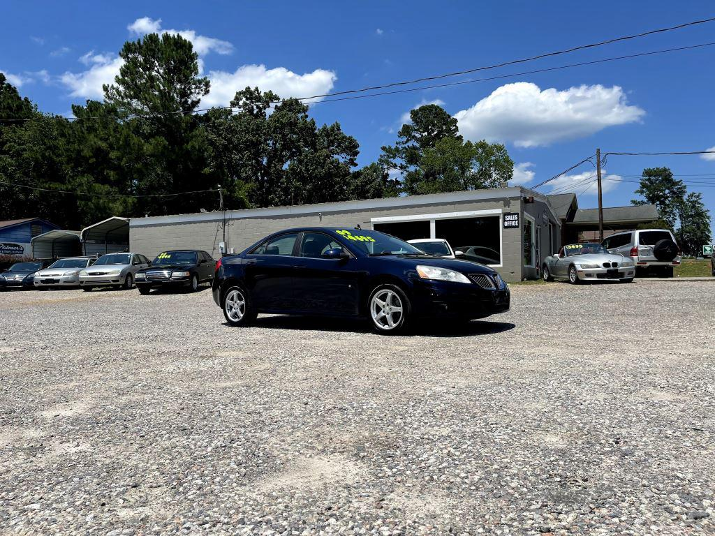 2009 Pontiac G6 photo