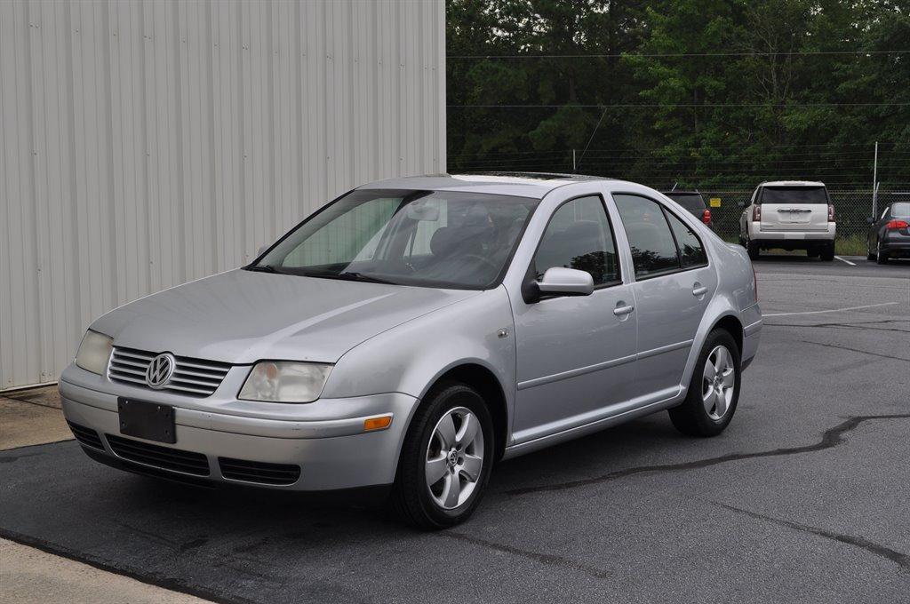 2003 Volkswagen Jetta GLS photo