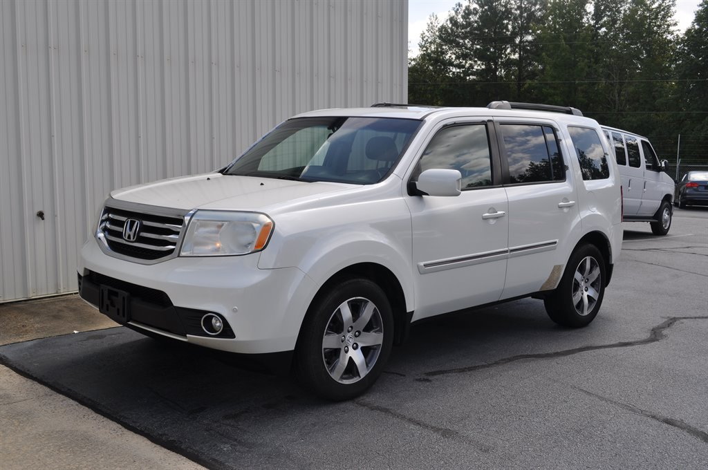 2012 Honda Pilot Touring photo