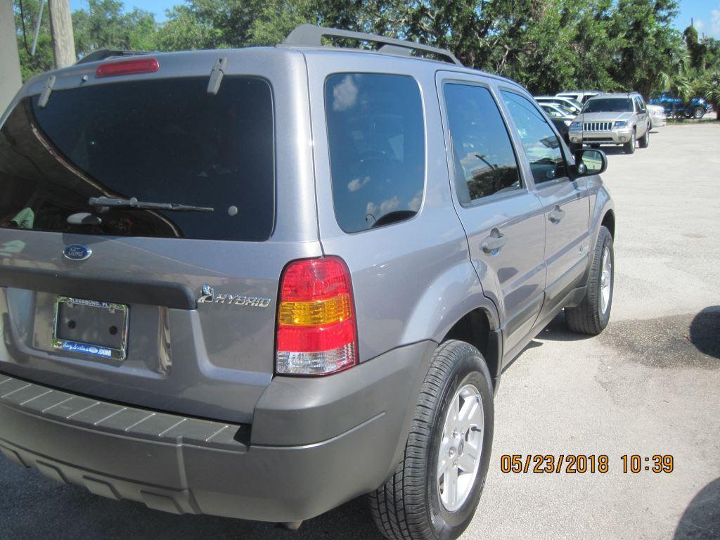 2007 Ford Escape Hybrid photo