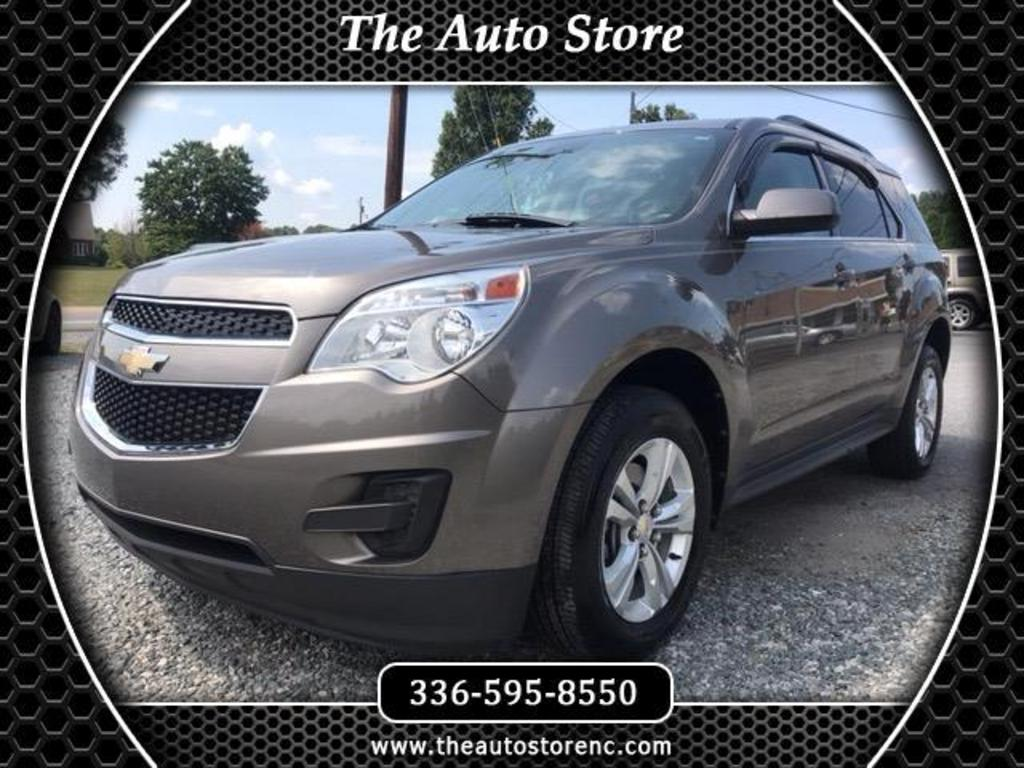 2012 Chevrolet Equinox LT photo