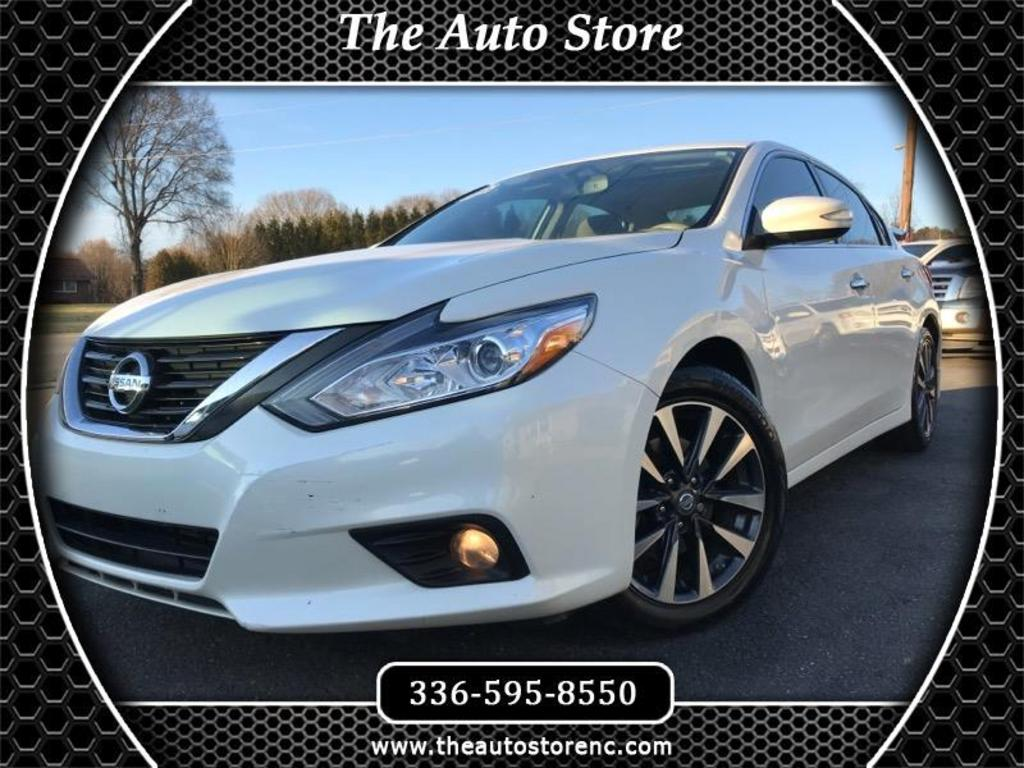2016 Nissan Altima 2.5 SV Sedan photo