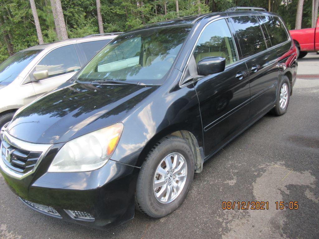 2009 Honda Odyssey EX-L photo