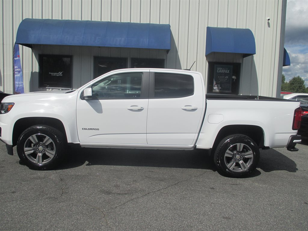 2018 Chevrolet Colorado W/T photo