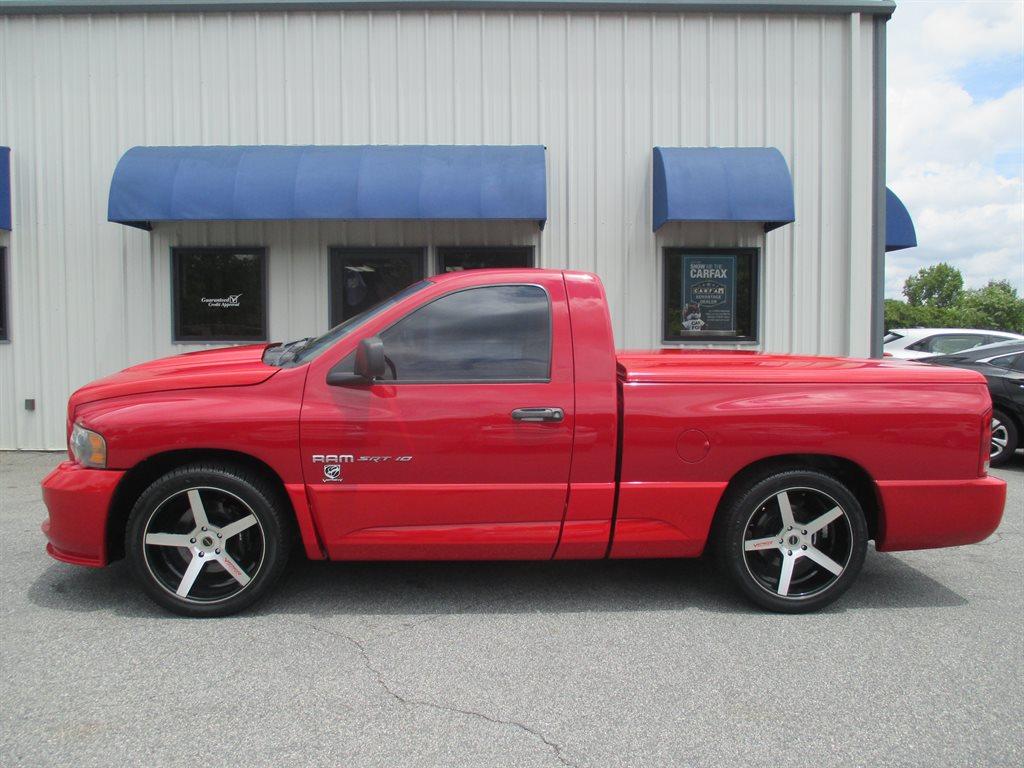 2004 Dodge Ram 1500 SRT-10