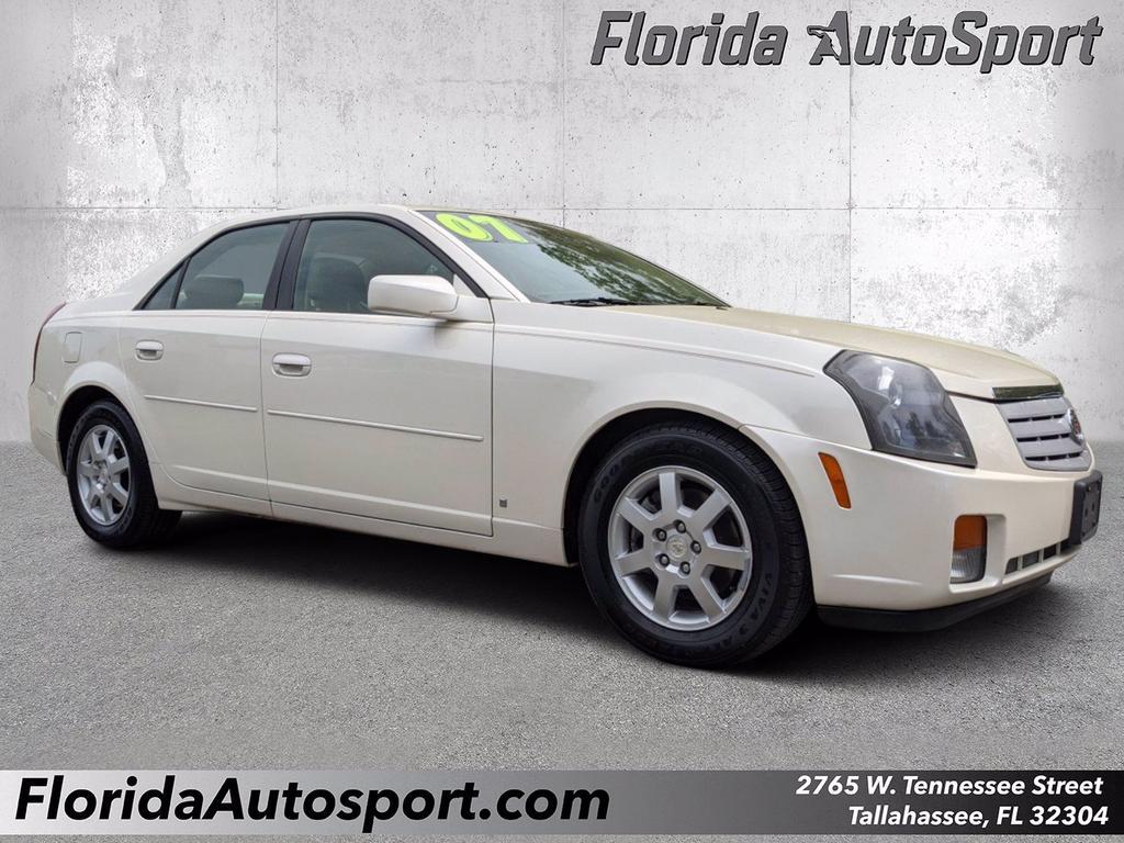 2007 Cadillac CTS photo