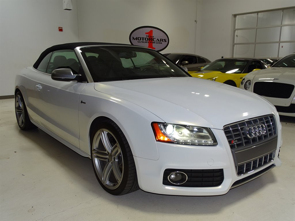 2011 Audi S5 3.0T quattro Prestige photo