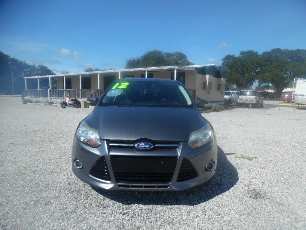 2012 Ford Focus Titanium photo