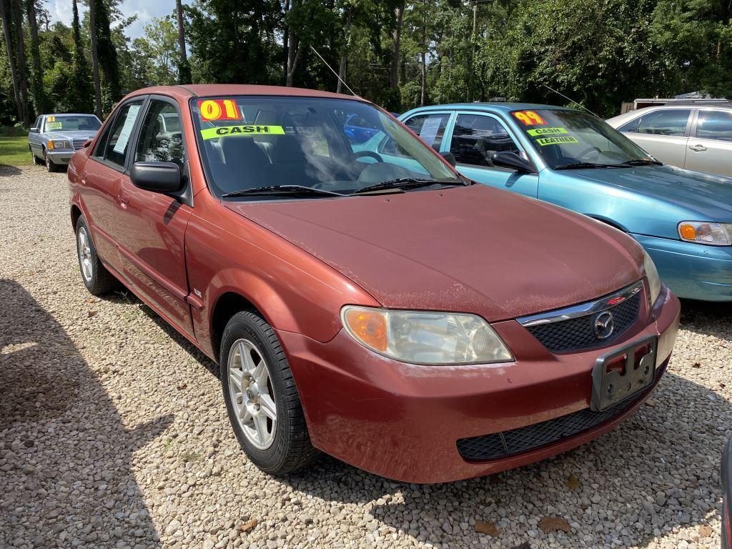 2001 Mazda Protege DX photo