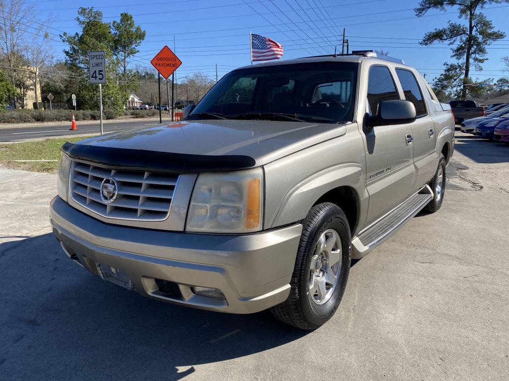 2002 Cadillac Escalade EXT photo