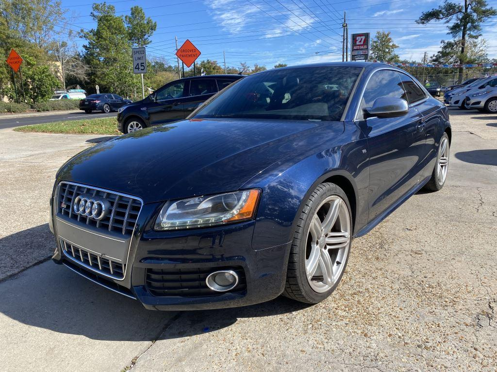 2010 Audi S5 4.2 quattro Premium Plus photo