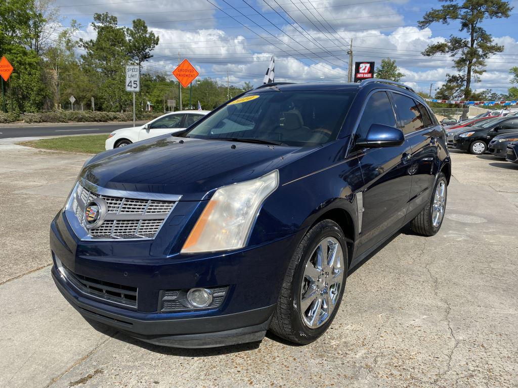 2010 Cadillac SRX Performance Collection photo